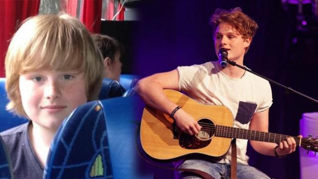 Bullied teen wows judges on reality TV show with his singing aptitude