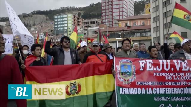 Bolivians Openly Protest Election Fraud