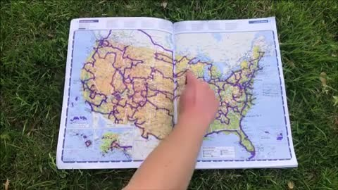 Man Completes Ultimate Nonstop Road Trip By Visiting All 419 National Park Service Sites in America