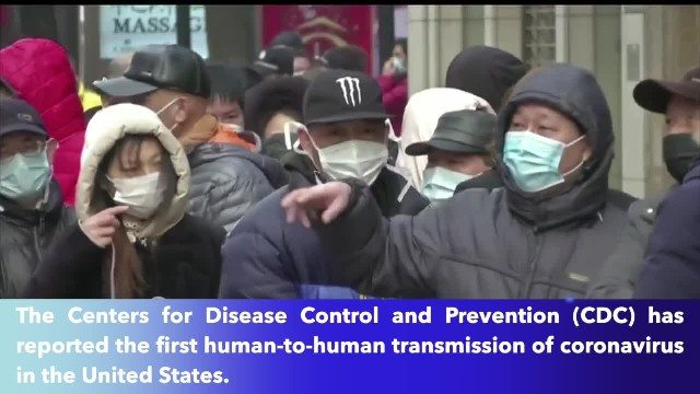 First human-to-human transmission of coronavirus in US documented in Illinois