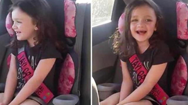 Mom breaks down in McDonalds drive-thru as 5-year-old autistic daughter says her first ever word