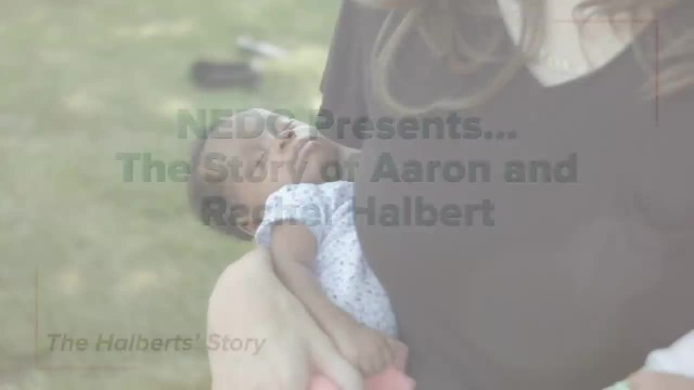 Three Times The Blessing- The Halberts' Story