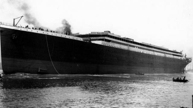 Never-seen-before photos of the Titanic that will give you chills (and bring you to tears)
