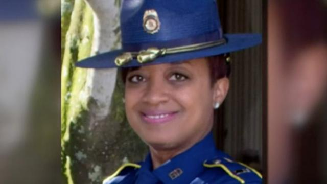 African American woman becomes first female captain in Louisiana State Police history