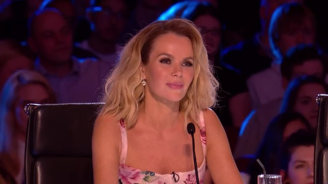 Simon Thinks She's Too Old To Sing The Song She Picked, Shuts Him Up With Unreal Performance