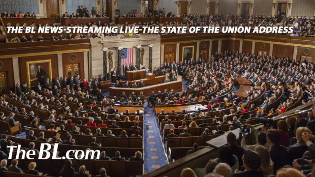 The BL news-Streaming live-The State of the Union Address