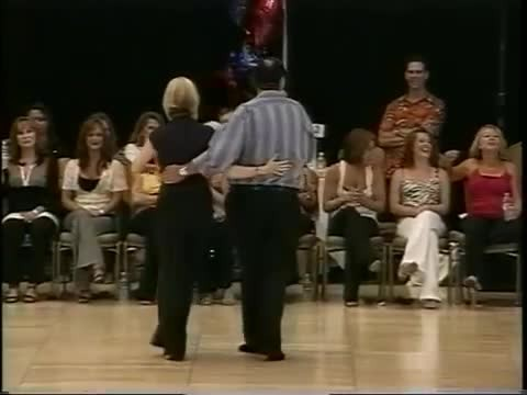 Swing dancer looks overweight only doesn't stop showstopping routine from winning the internet 1
