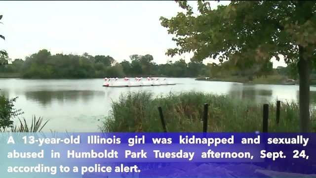 13-year-old girl kidnapped, beaten, sexually abused in Humboldt Park