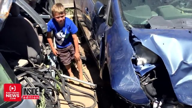 Dad fights for his life after tragic accident, then his 8-year-old son exposes truth to first respon