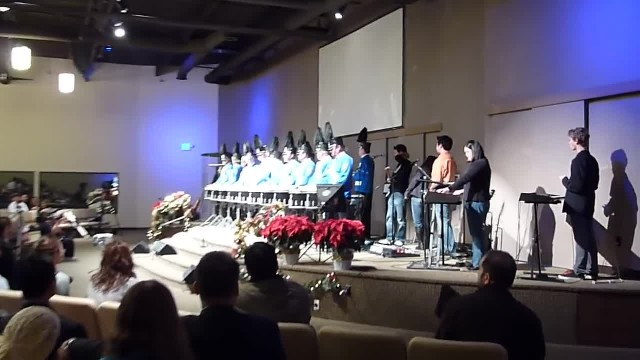 10 Drummers Interrupt Church Service With Performance So Chilling Crowd Jumps From Their Chairs
