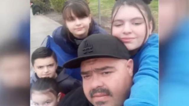 Father and two daughters killed after fire erupts inside California apartment building