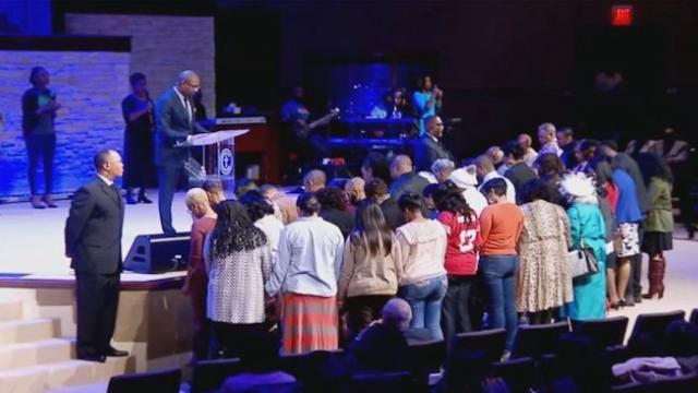 Church provides furloughed members with gift cards during shutdown: 'When our community hurts, we hu