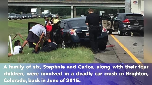Dad dies in car crash, then Colorado police officer soothes toddler with lullaby