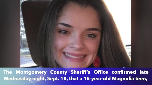 Missing Texas 15-year-old is found safe