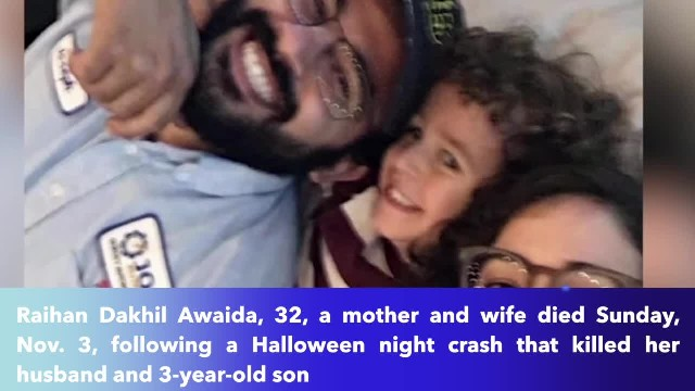 California mother dies after suspected DUI crash that also killed her husband, 3-year-old son