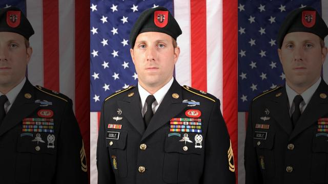 Remains of soldier killed by Taliban in Afghanistan returned to US