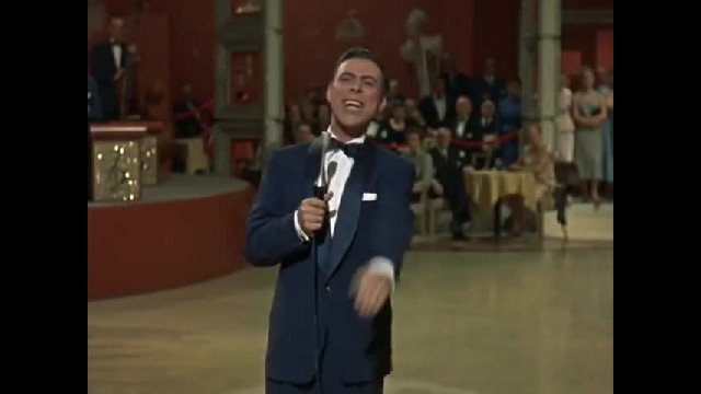 In 1954, Jerry Lewis Stepped On The Floor To Do The Jitterbug!