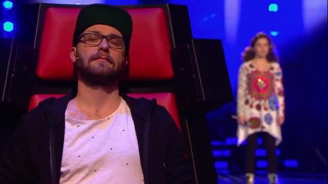 Andrea Bocelli  - Time To Say Goodbye (Solomia) - The Voice Kids 2015 - Blind Auditions - SAT.1