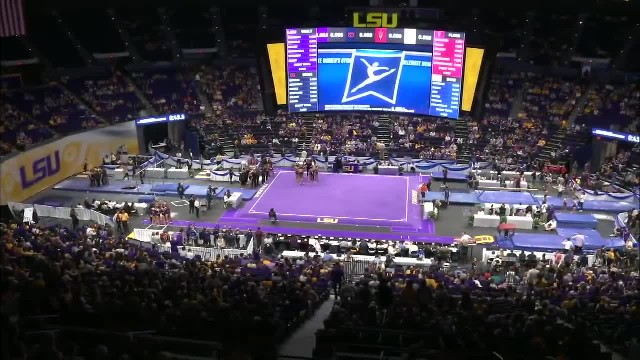 Star gymnast breaks both legs and dislocates knees in gruesome fall, retires shortly after