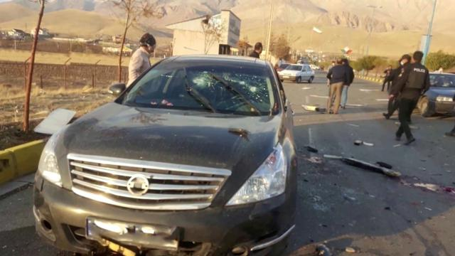 Suspected Iranian nuclear mastermind assassinated