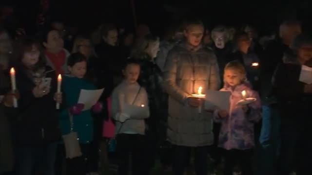 Weatherman In Hospice Couldn't Go To Tree Lighting, So Town Brings Christmas To Him