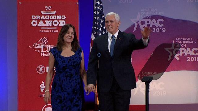 The BL News—Vice-President Mike Pence CPAC speech denouncing Socialism