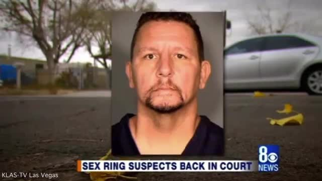 Sex ring leader Christopher Sena appears in court in 2015