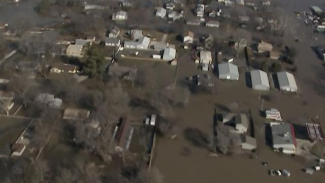 The BL News Across the US—Floods kill four, and force 75 cities to issue emergency declarations