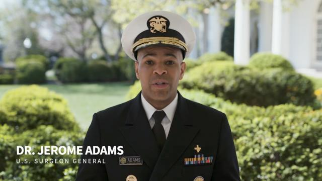 Surgeon General PSA - Stay home