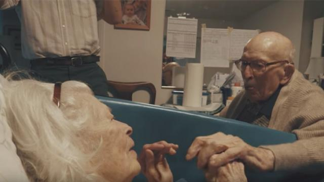 105-yr-old visits wife on 80th anniversary, says 7 words that
