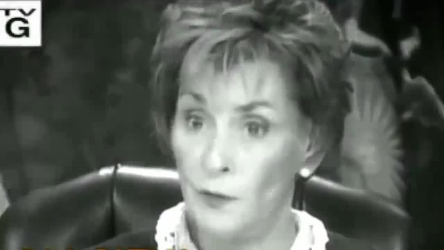 He says the dog is his. she says the dog is hers. Then judge Judy says to bring in the dog.