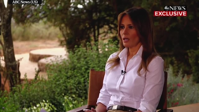 """Melania Trump Claims She Is """"One Of The Most Bullied People In The World"""" And Launches Anti-Cyber Bu"""
