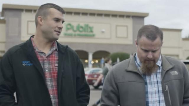 Widower runs into man who caused accident that killed wife & chooses forgiveness.