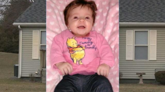 Infant overdosed on meth likely ingested from her mother's breast milk- court docs say