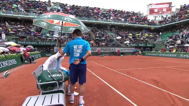 Tennis Champion's Act Of Kindness During Rain Delay Goes Viral