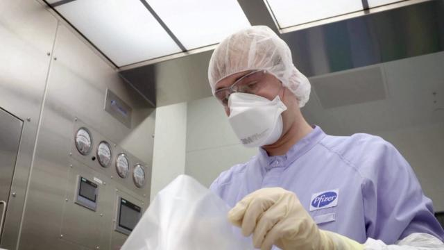 Pfizer to start pilot delivery for COVID-19 vaccine