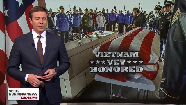 Vietnam vet has no one to attend his funeral - then hundreds of strangers arrive