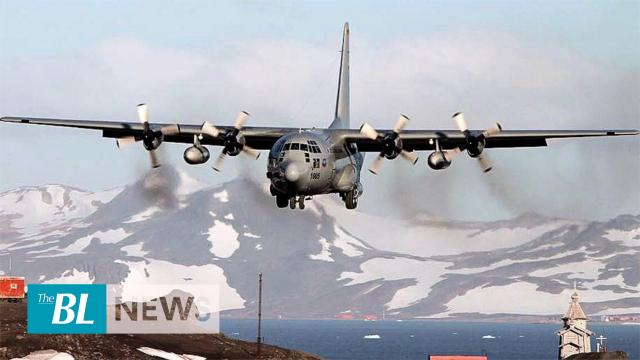 Chilean plane disappears on its way to Antarctica