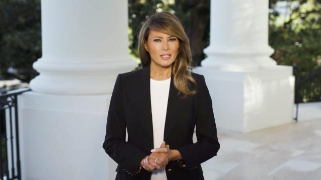 A message from First Lady Melania Trump for America's seniors