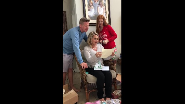 21-Year-Old Son Uses His First Paycheck To Pay Off His Parents' Entire Mortgage For Christmas