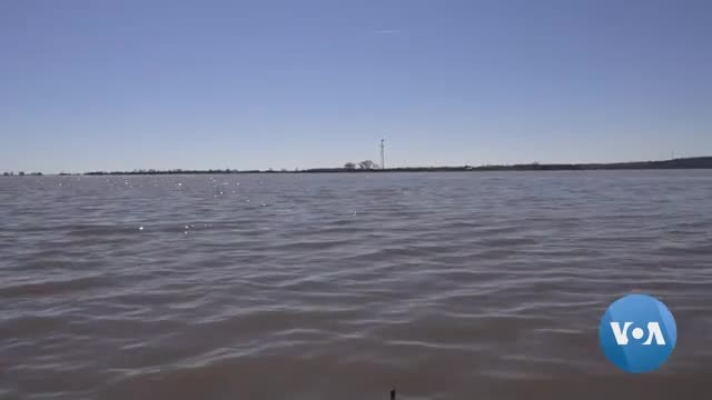 Iowa Dream Home Destroyed by Flooding
