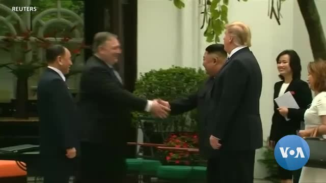 Pompeo Dismisses North Korean Wish That He Not Take Part in Nuclear Talks